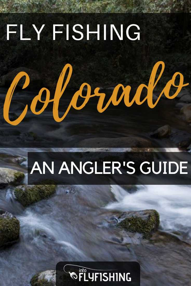 Fly Fishing Colorado: An Angler's Guide