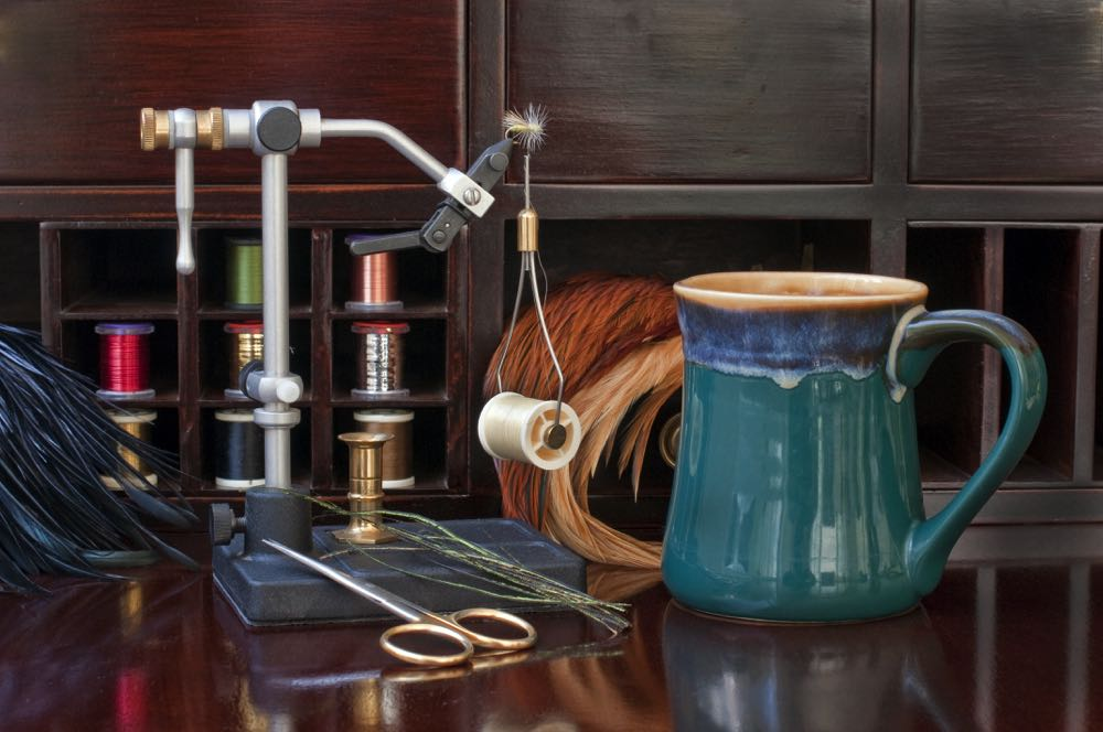Fly Tying Equipment and Materials