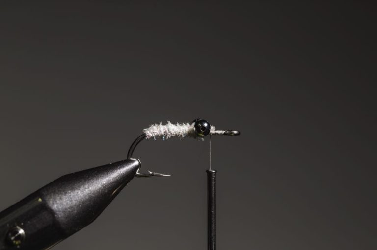 Fly Tying Tutorial Crazy_Charlie_step-6