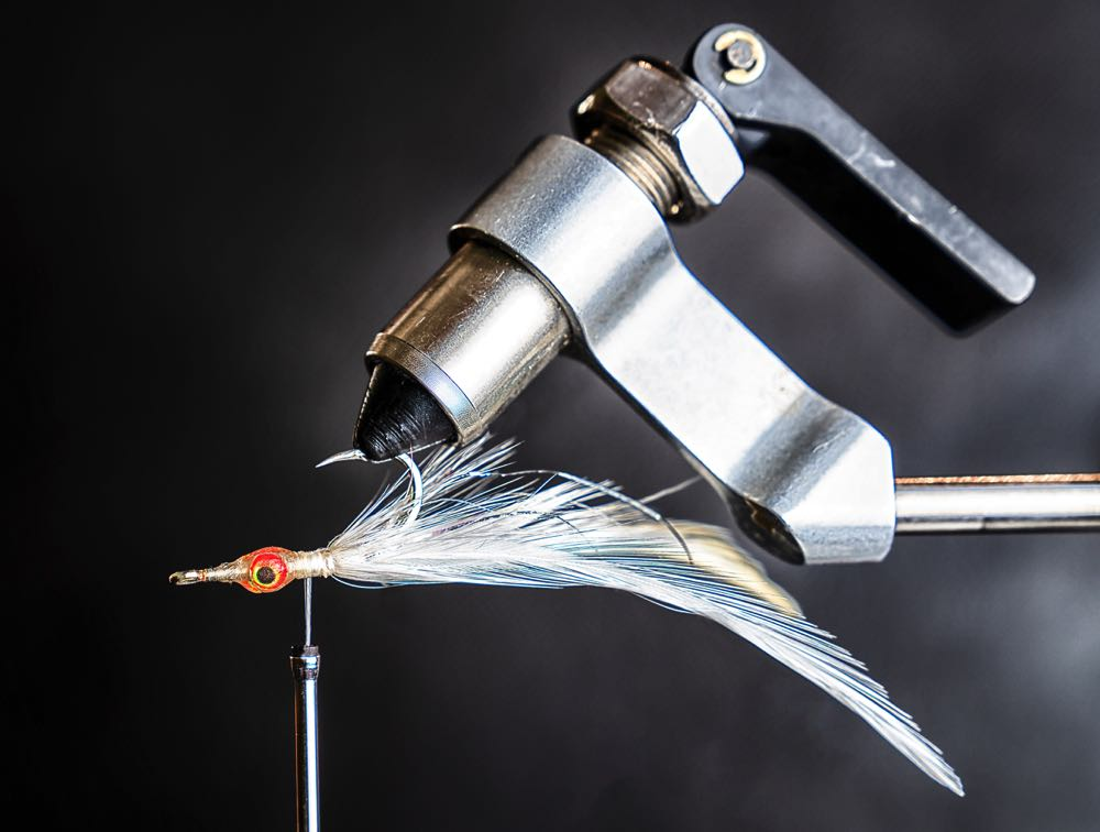 Fly Tying Vise Rotating Head