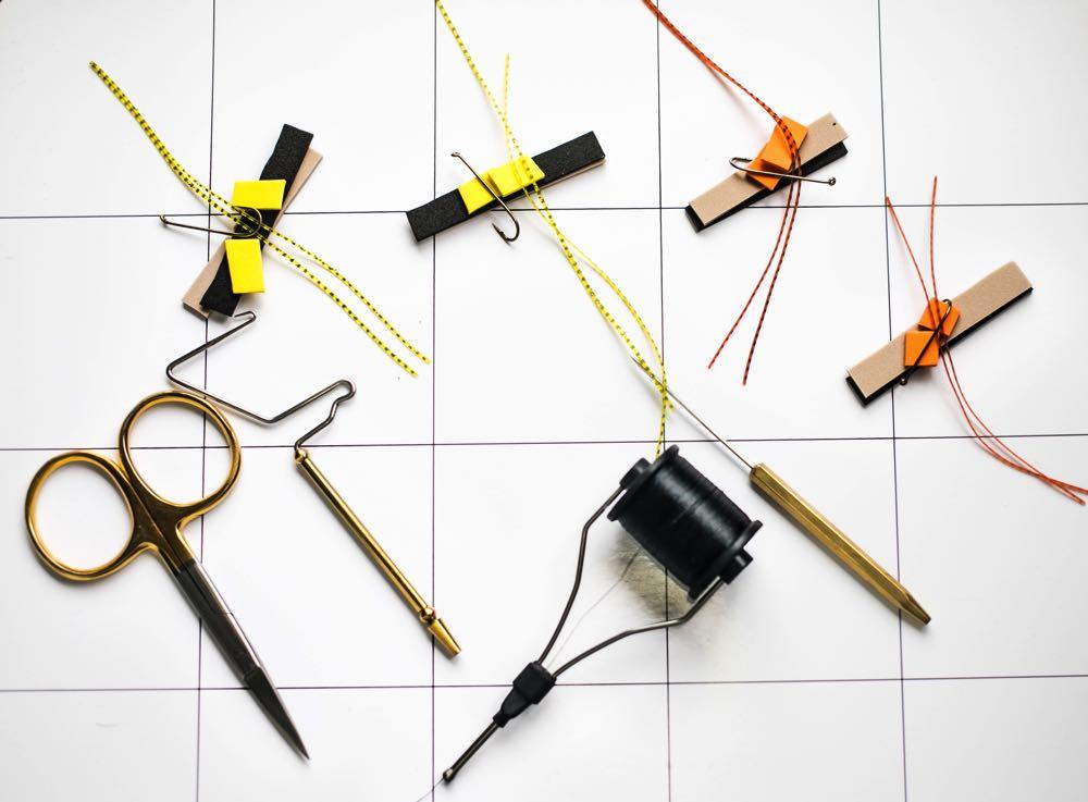 Fly Tying Whip Finishing Tools