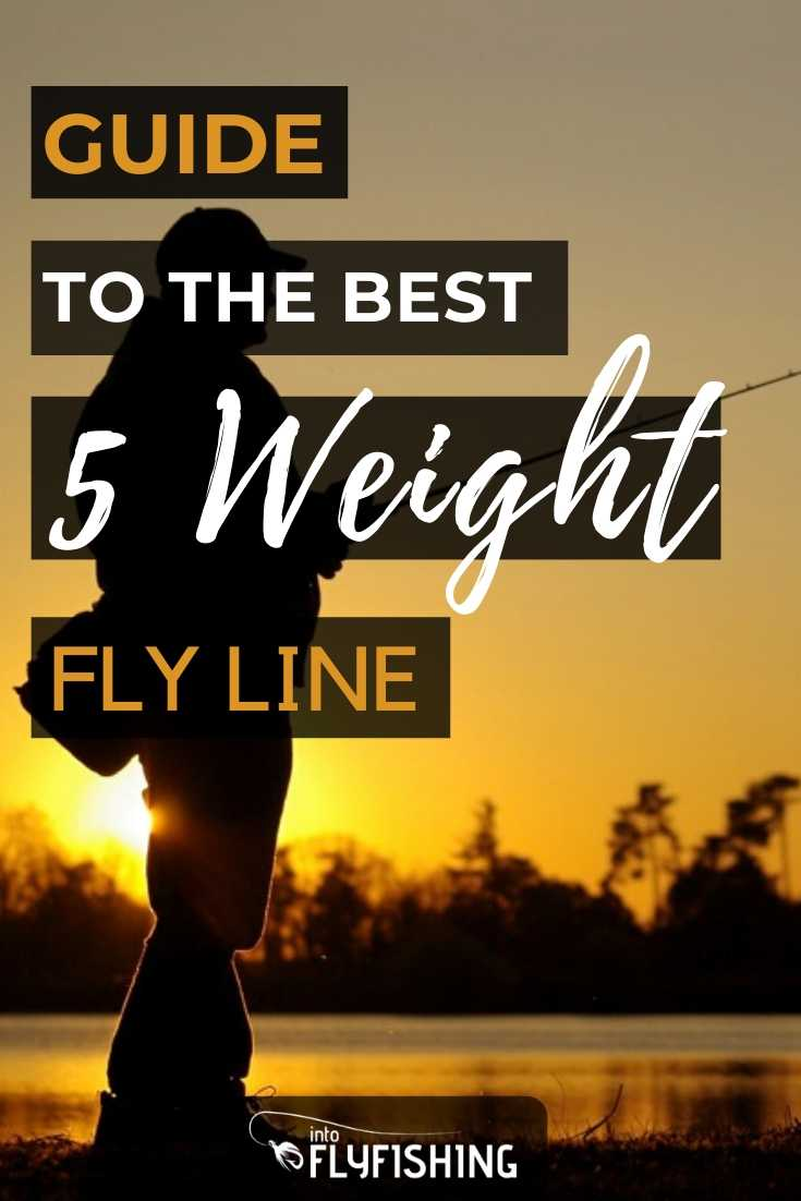 Guide To The Best 5 Weight Fly Line