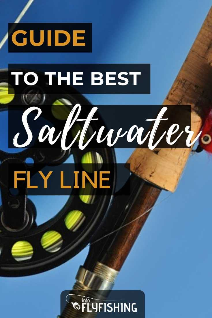 Guide To The Best Saltwater Fly Line
