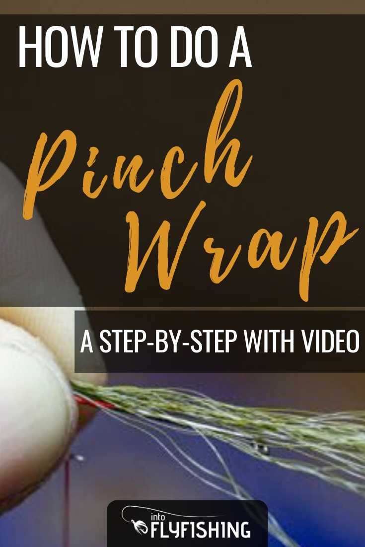 How To Do A Pinch Wrap A Step-By-Step With Video