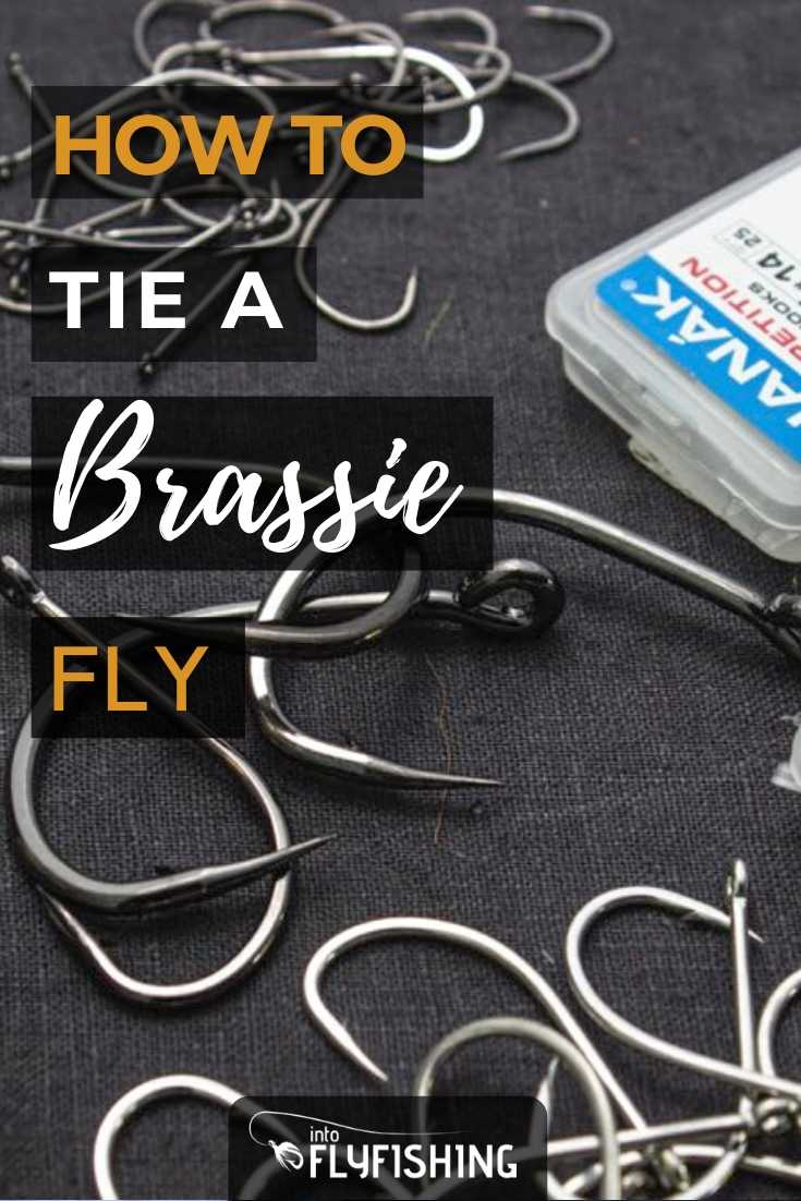 How To Tie A Brassie Fly