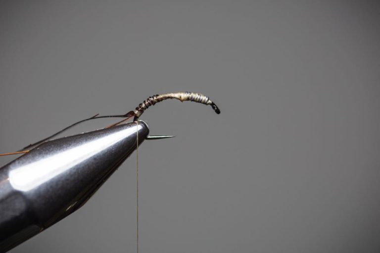 How To Tie a Caddis Fly Nymph Step8