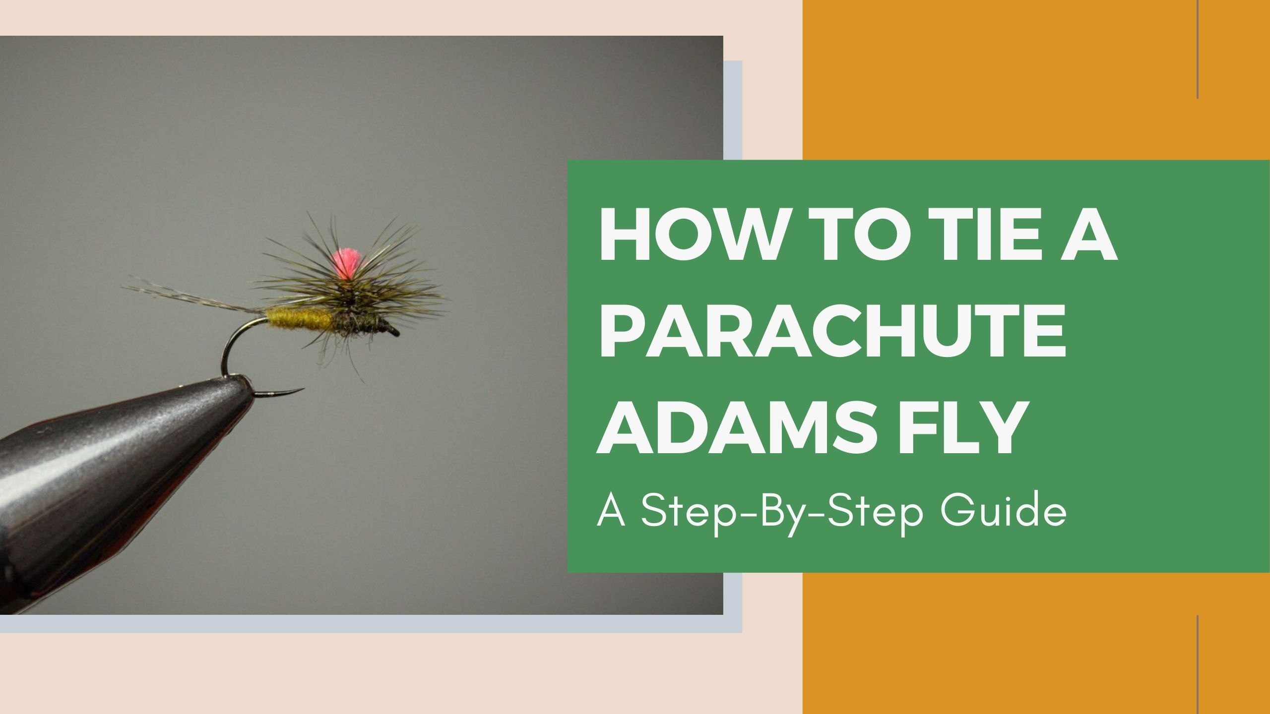 How To Tie a Parachute Adams Fly Video Thumbnail