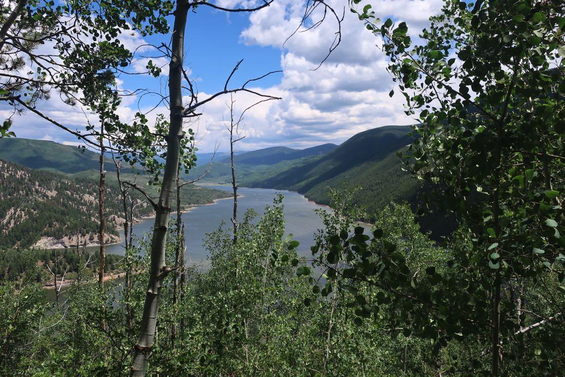 Ruedi Reservoir Aspen Colorado
