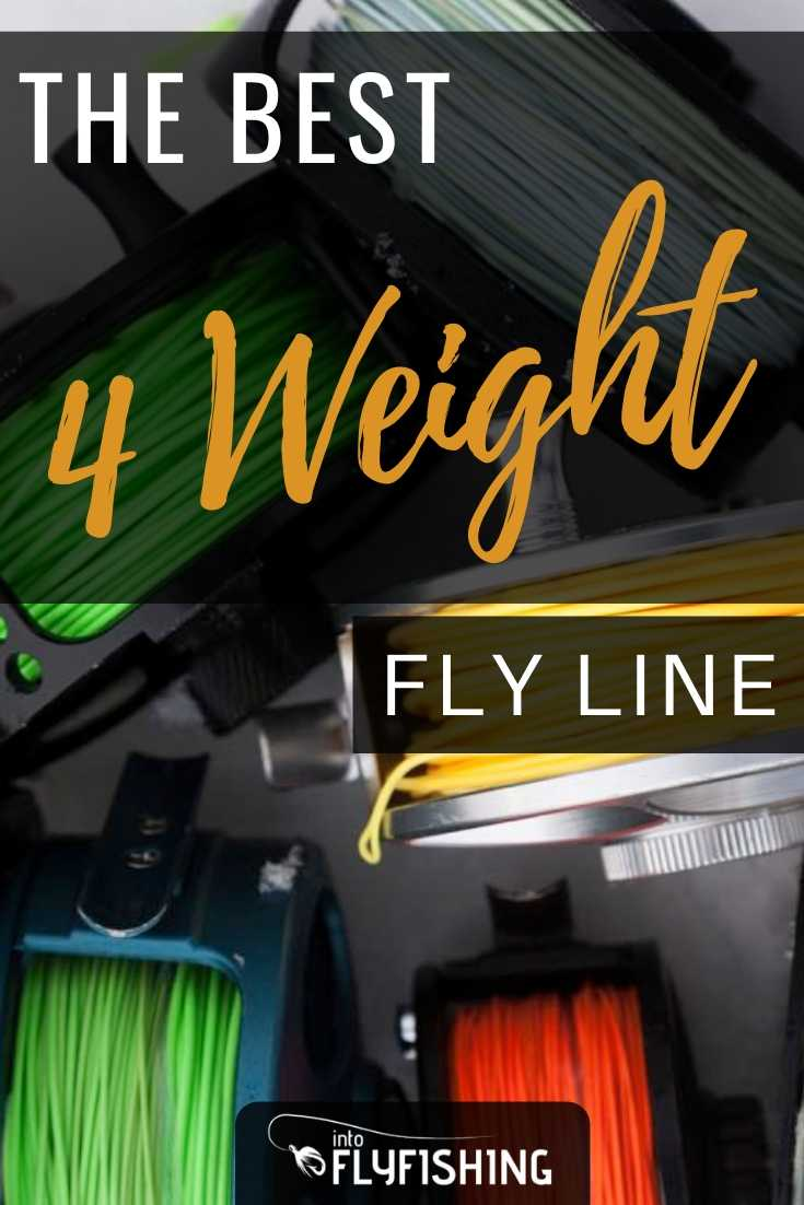 The Best 4 Weight Fly Line