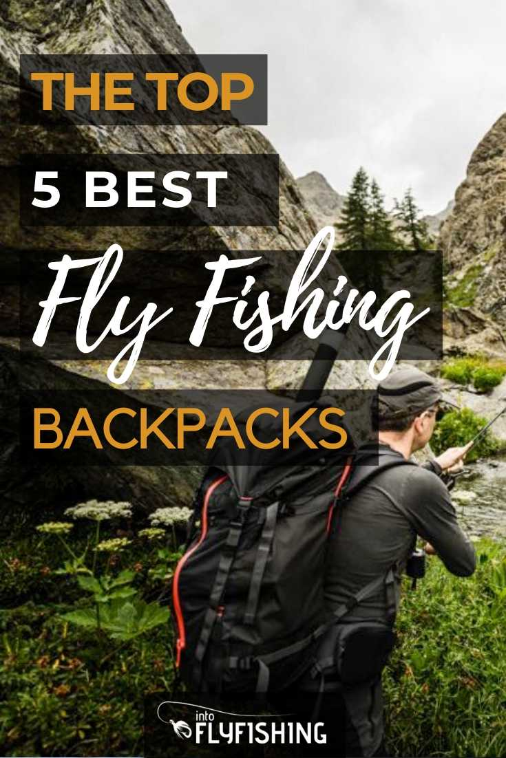 The Top 5 Best Fly Fishing Backpacks