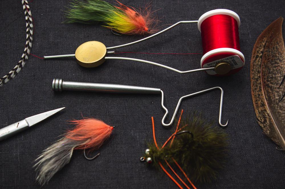 fly tying Whip finishing tool