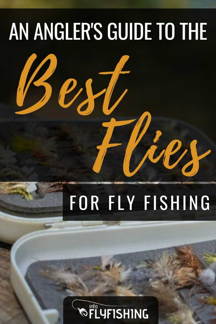 An Angler's Guide To The Best Flies For Fly Fishing