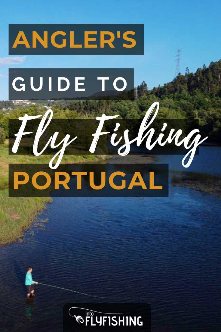 Angler's Guide To Fly Fishing Portugal