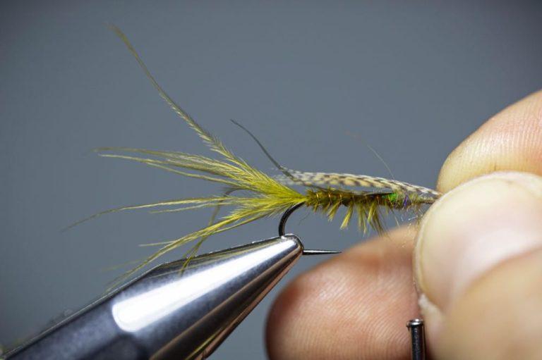Damselfly Larva Fly Pattern Step12