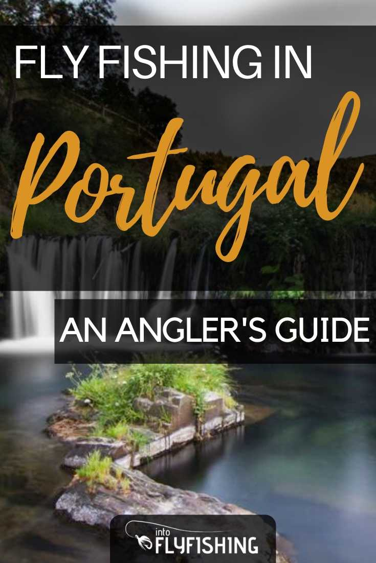 Fly Fishing in Portugal: An Angler's Guide