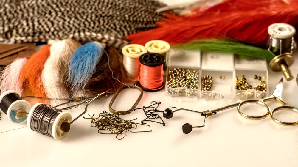 Fly Tying wire and Material
