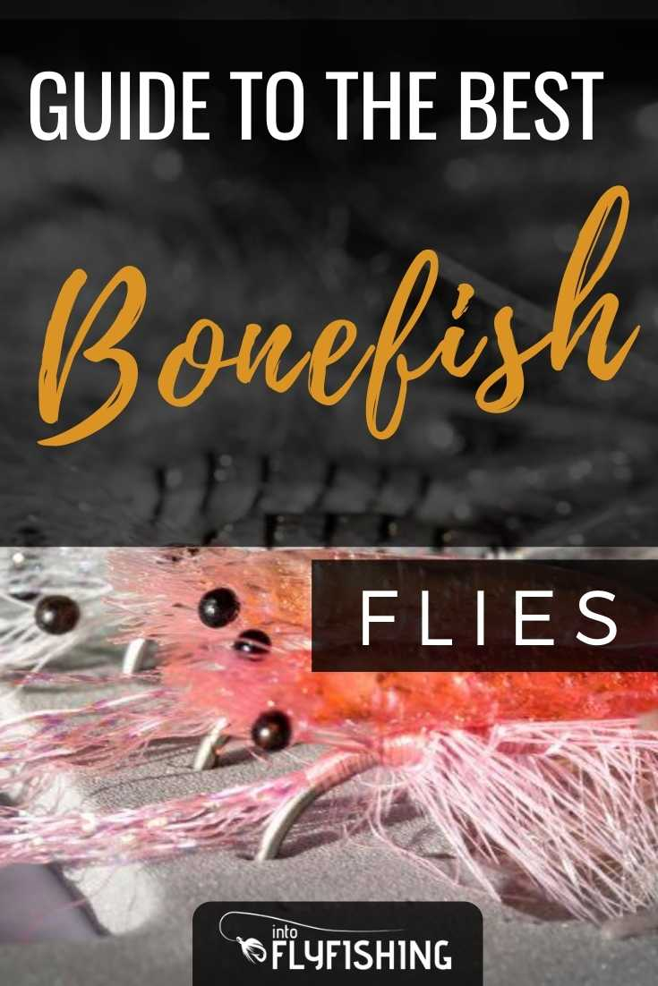 Guide To The Best Bonefish Flies