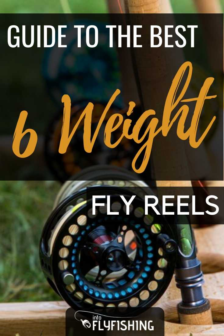 Guide to The Best 6 Weight Fly Reels