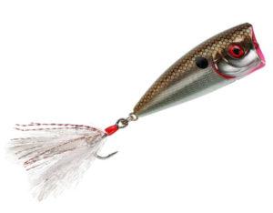 Hoola Popper Chugger Fly Lure Pattern