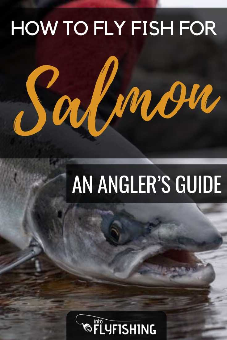 How To Fly Fish For Salmon: An Angler's Guide