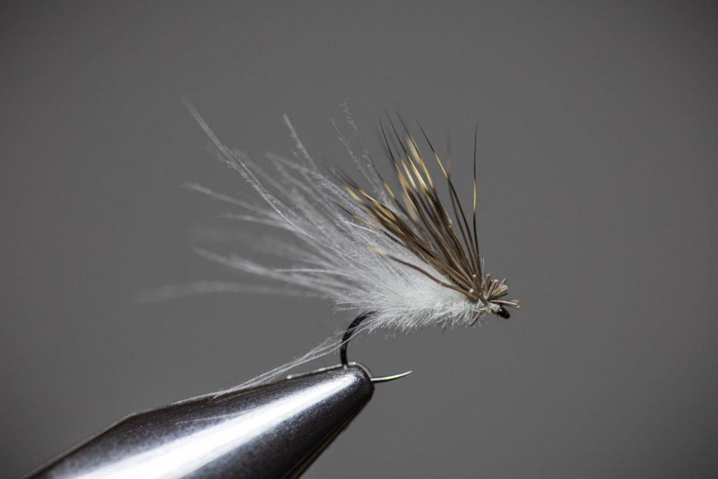 How To Tie a CDC & Elk Fly