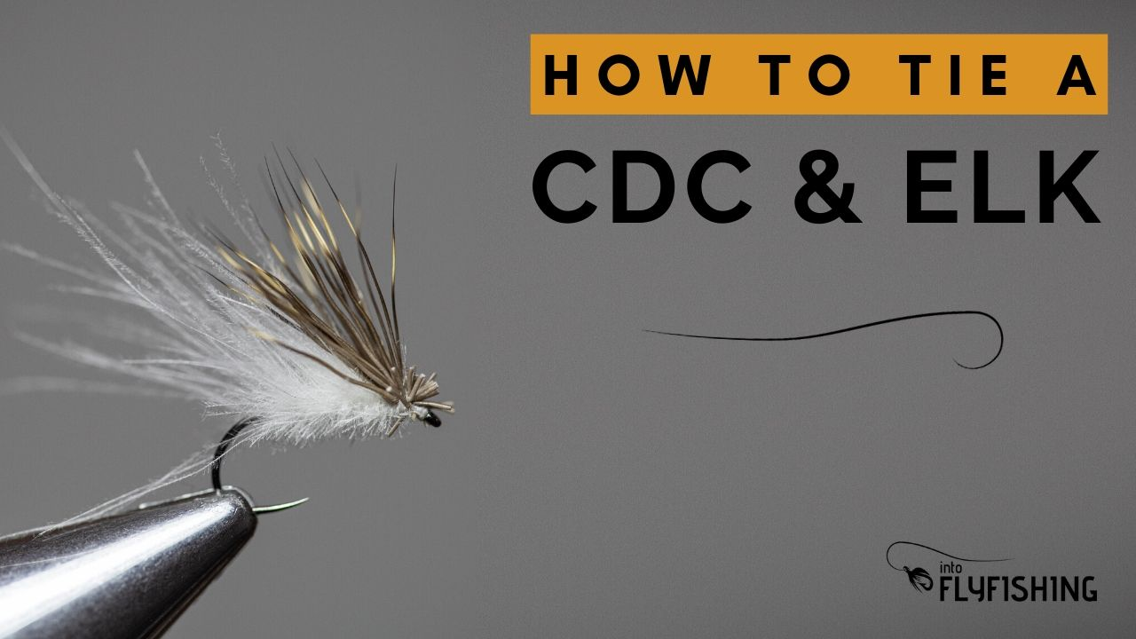 How To Tie a CDC & Elk Video Thumbnail