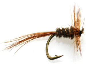 Kite's Imperial fly pattern for trout
