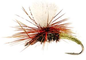 Klinkhammer Fly Pattern for trout