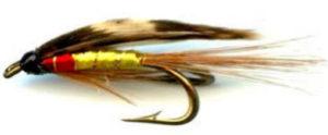 Olsen Salmon Fly Pattern