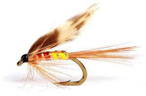 Olsen fly pattern