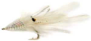 Oz's Live Bait Sandeel fly pattern