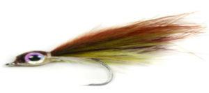 Sand Eel Bass Fly Pattern