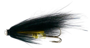 Stoats Tail Tube Fly Pattern