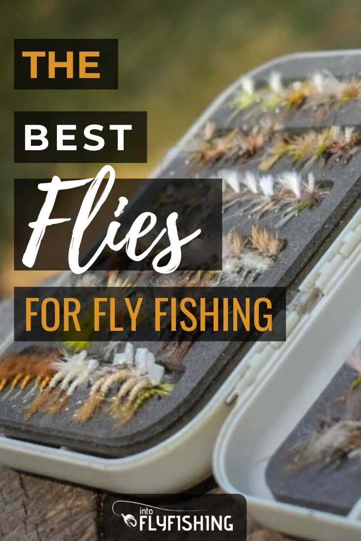 The Best Flies For Fly Fishing