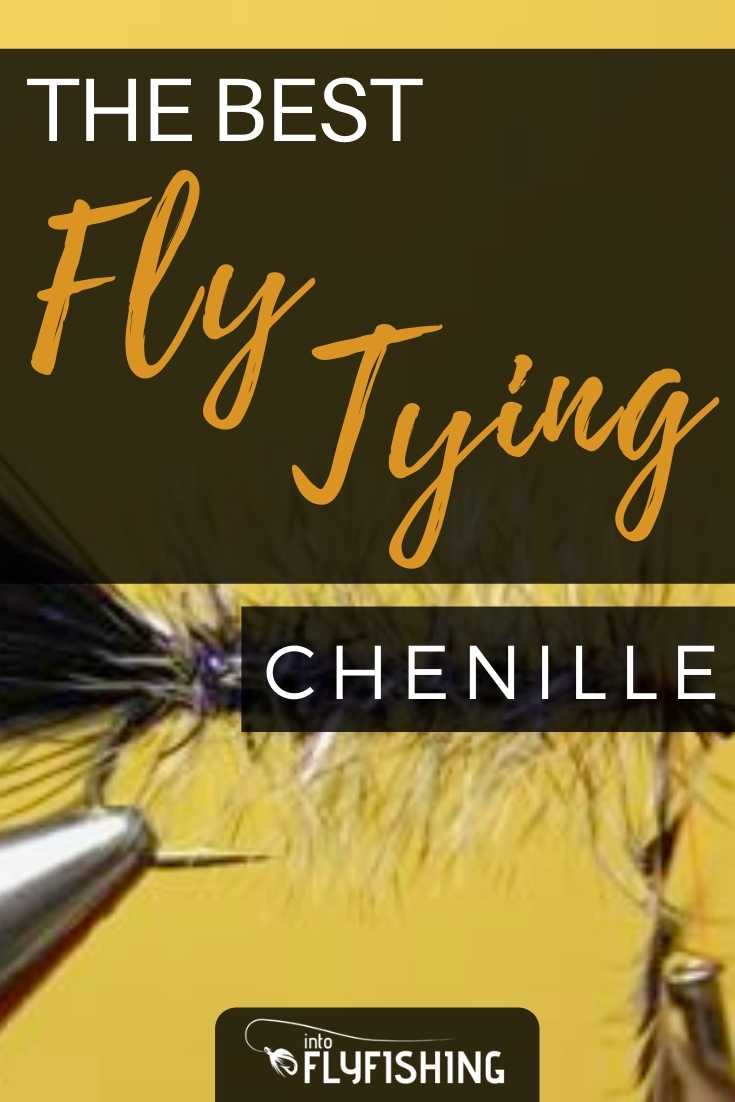 The Best Fly Tying Chenille