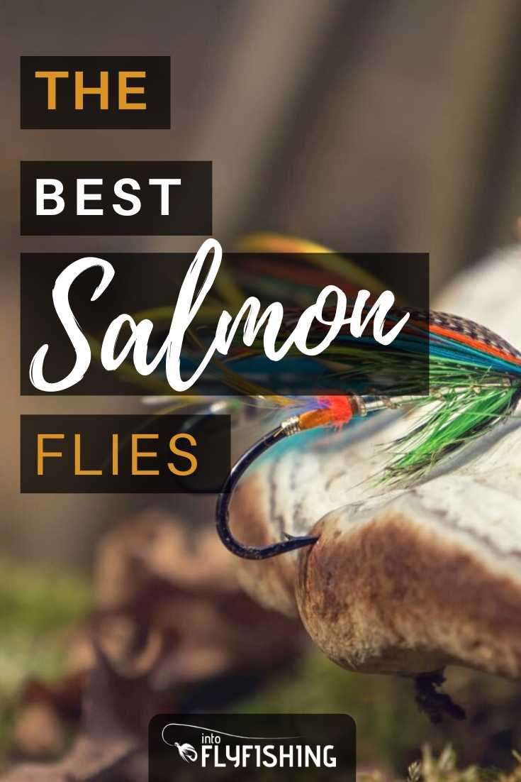 The Best Salmon Flies