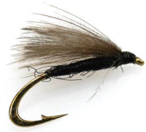The F Fly Trout Pattern