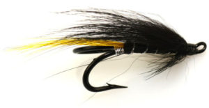 The Silver Stoat fly pattern