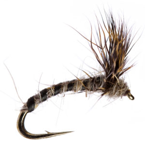 Wyatts Deer Hair Emerger fly pattern