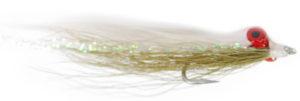 clouser minnow fly pattern