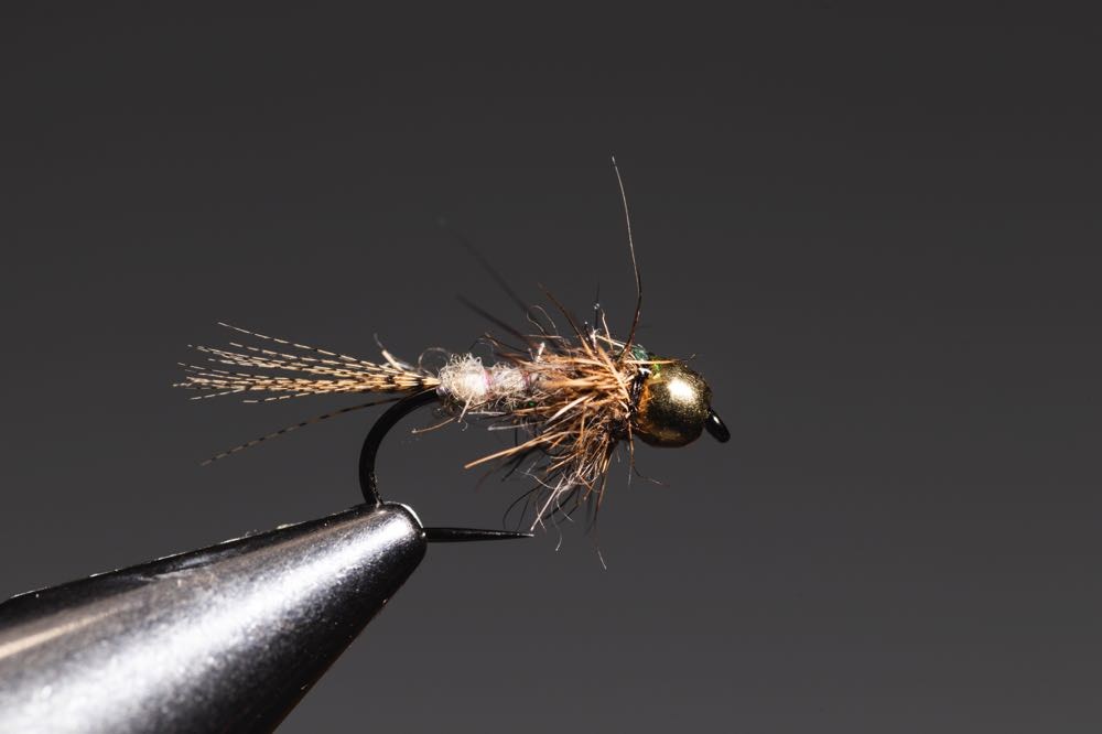 how to dub a fly - complete fly