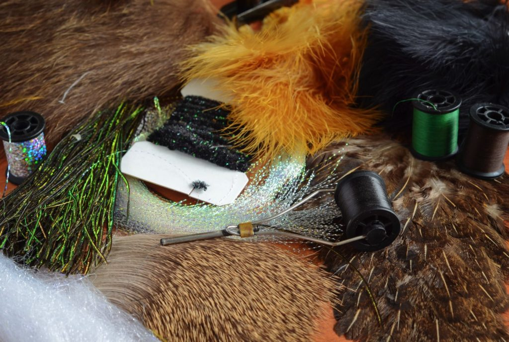Fly Tying Chenille