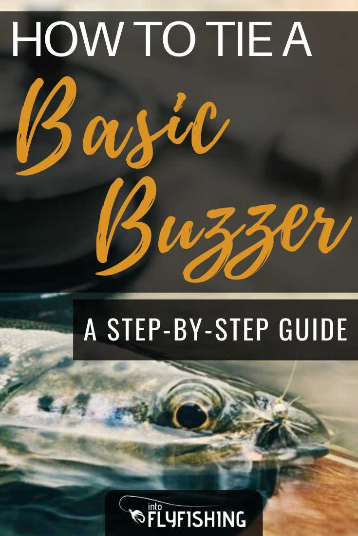 How to Tie a Basic Buzzer: A Step-By-Step Guide
