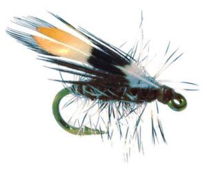 Jassid Dry Fly Pattern