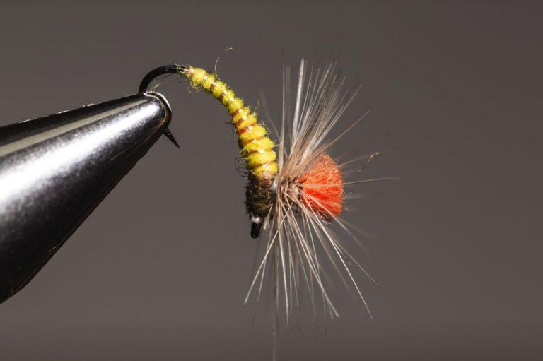 tying a Klinkhammer_step-18