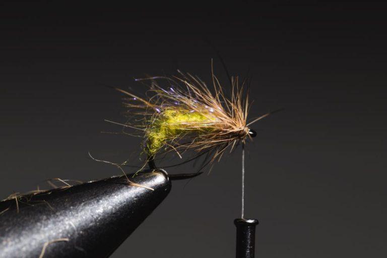 tying a caddis_emerger_step-11
