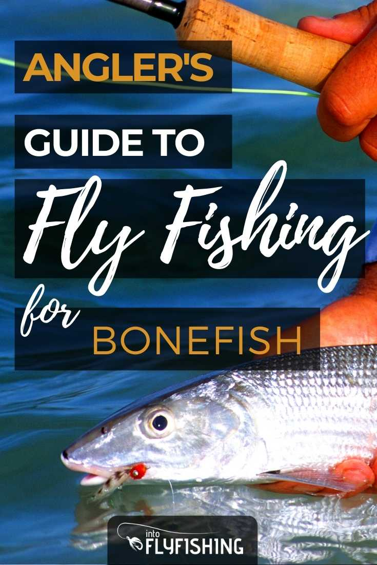 Angler's Guide To Fly Fishing for Bonefish