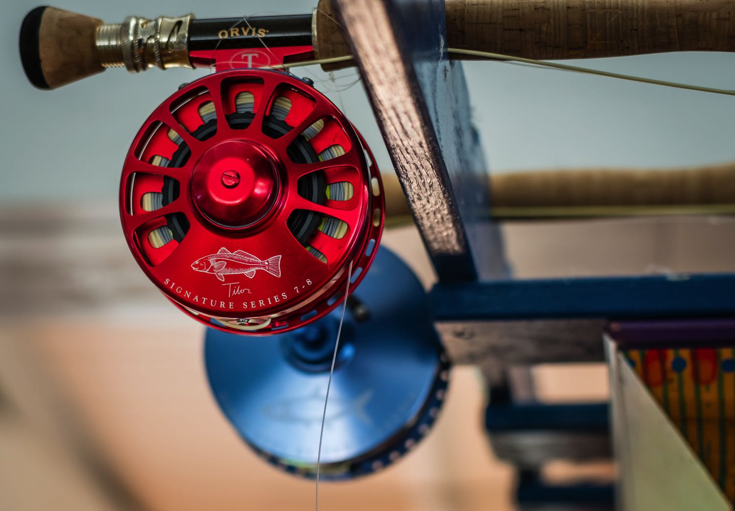 fly reels for triggerfish