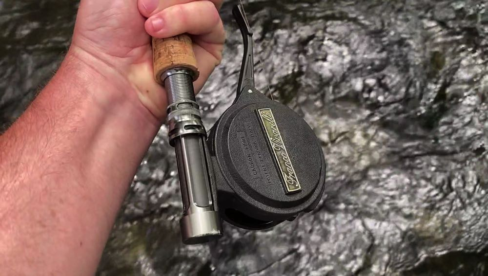 Classic Euro Nymphing Rod and Reel