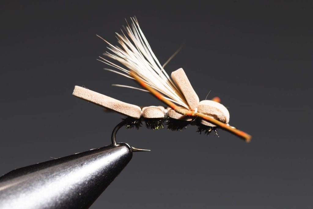 GFA Hopper - complete fly